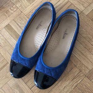 Neiman Marcus Ballerina Flats